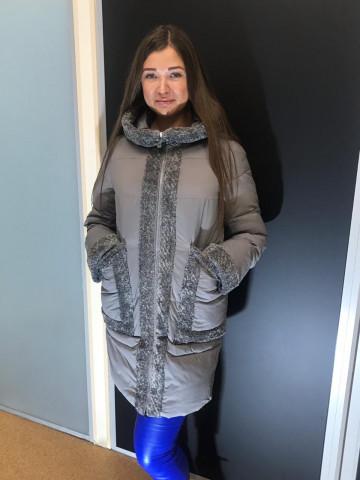 Женская куртка, пуховик 2093