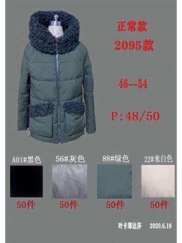 Женская куртка, пуховик 2095