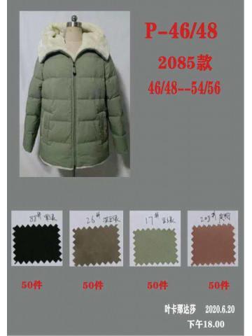 Женская куртка-пуховик 2085