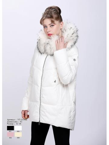 Женская куртка с капюшоном VT 233 ME