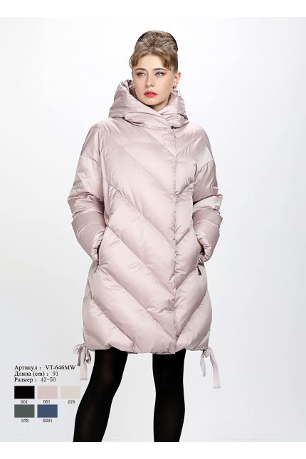 Женская куртка с капюшоном VT 646 MW