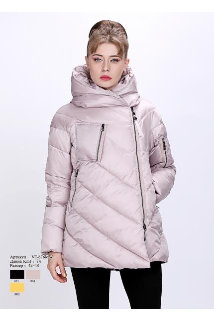 Женская куртка с капюшоном VT 676 MW