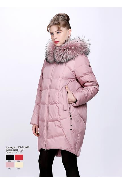 Женская куртка с капюшоном VT 713 ME