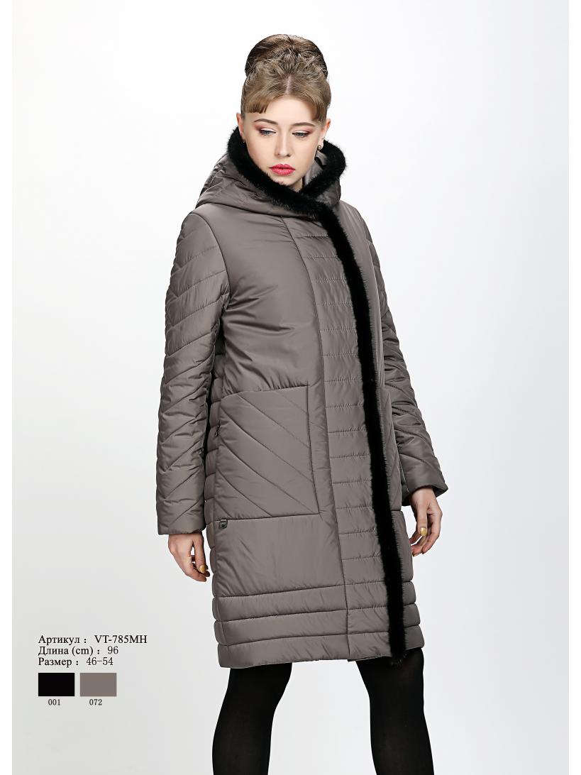 Женская куртка с капюшоном VT 785 MH