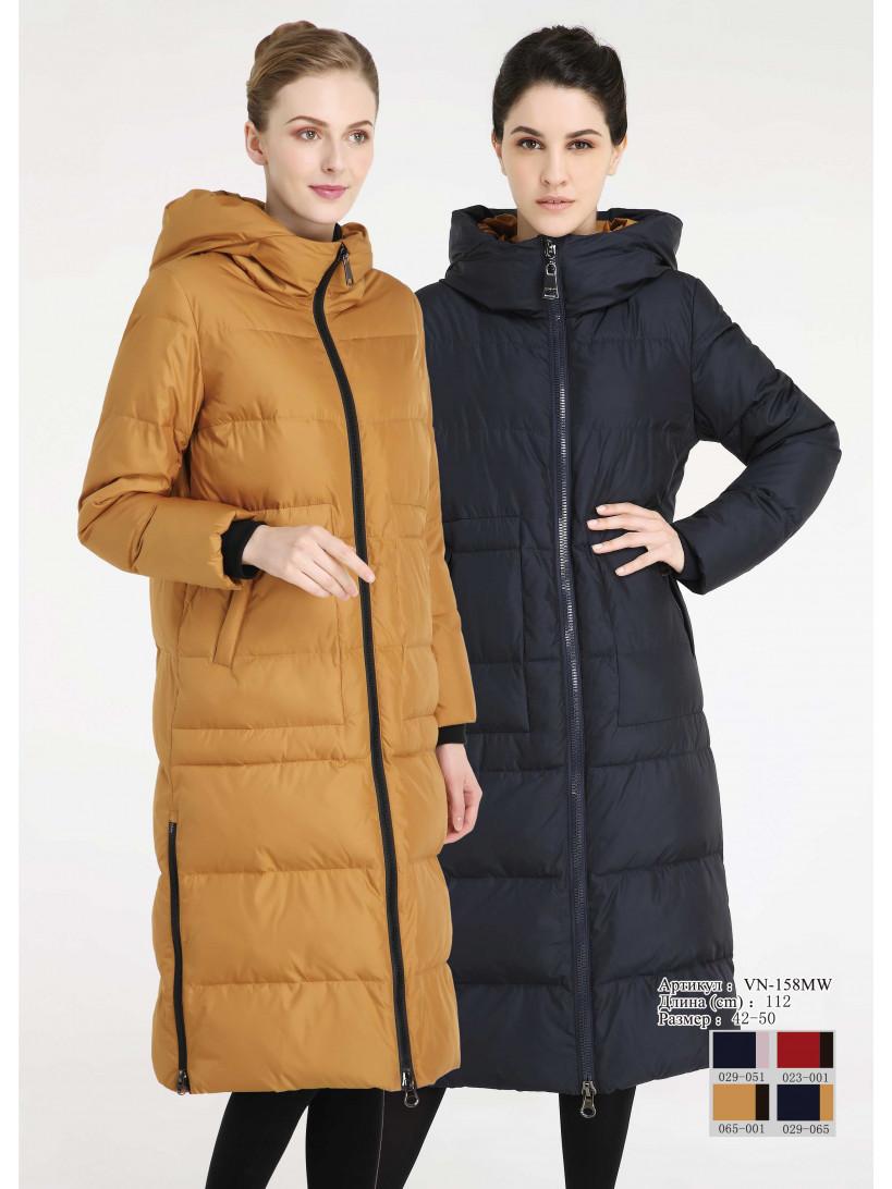 Пуховик VN-158MW (пальто)