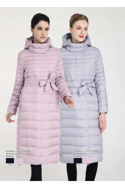 Пуховик VN-169MW (пальто)