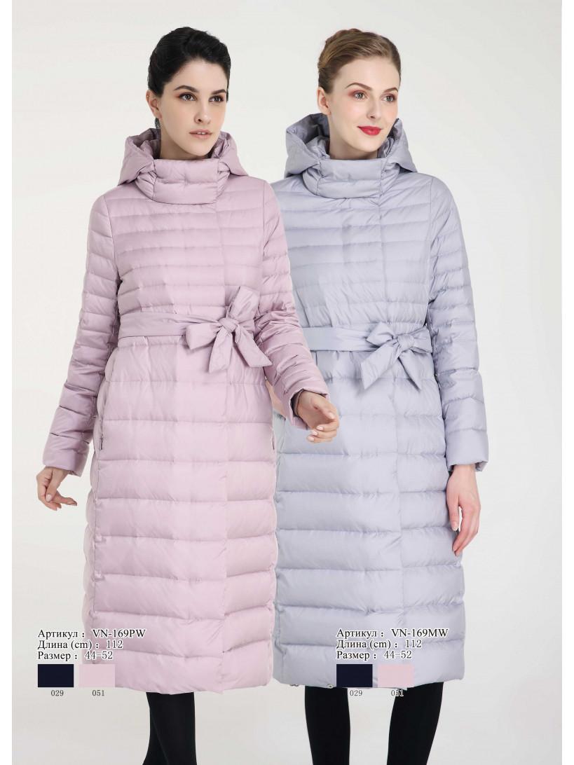 Пуховик VN-169PW (пальто)
