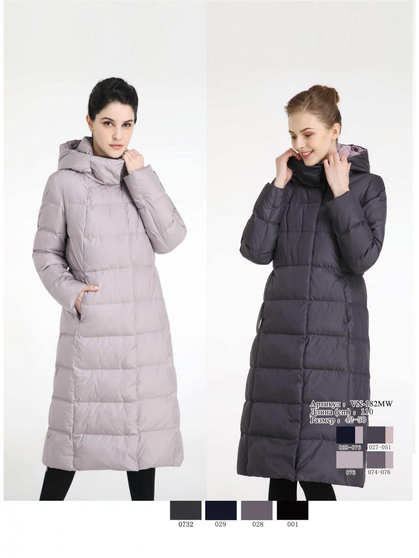 Пуховик VN-182MW (пальто)