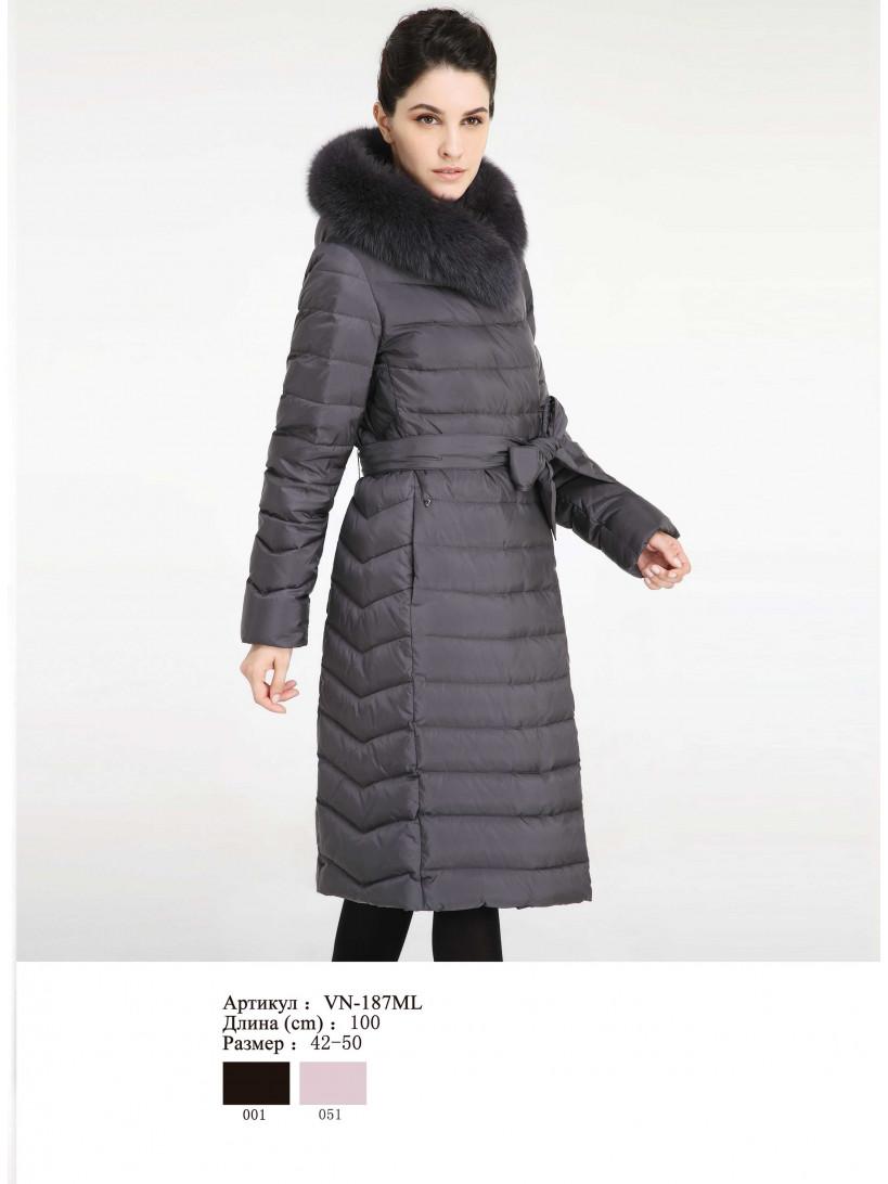 Пуховик VN-187ML (пальто)
