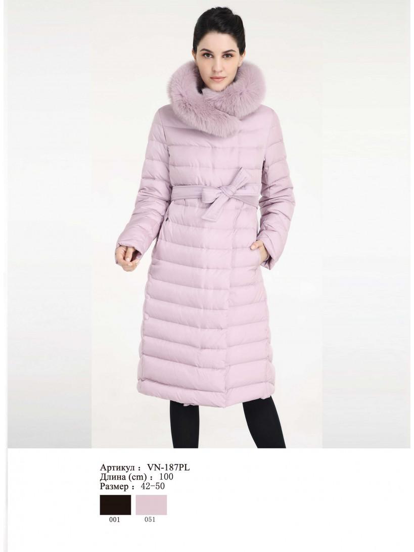 Пуховик VN-187PL (пальто)
