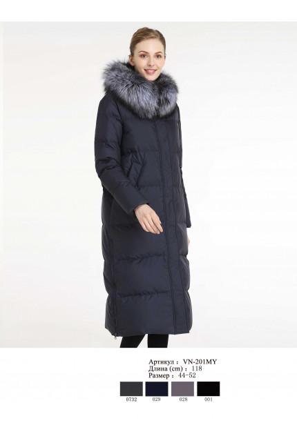 Пуховик VN-201MY (пальто)