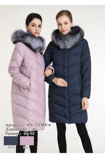 Пуховик VN-231MY-6 (пальто)