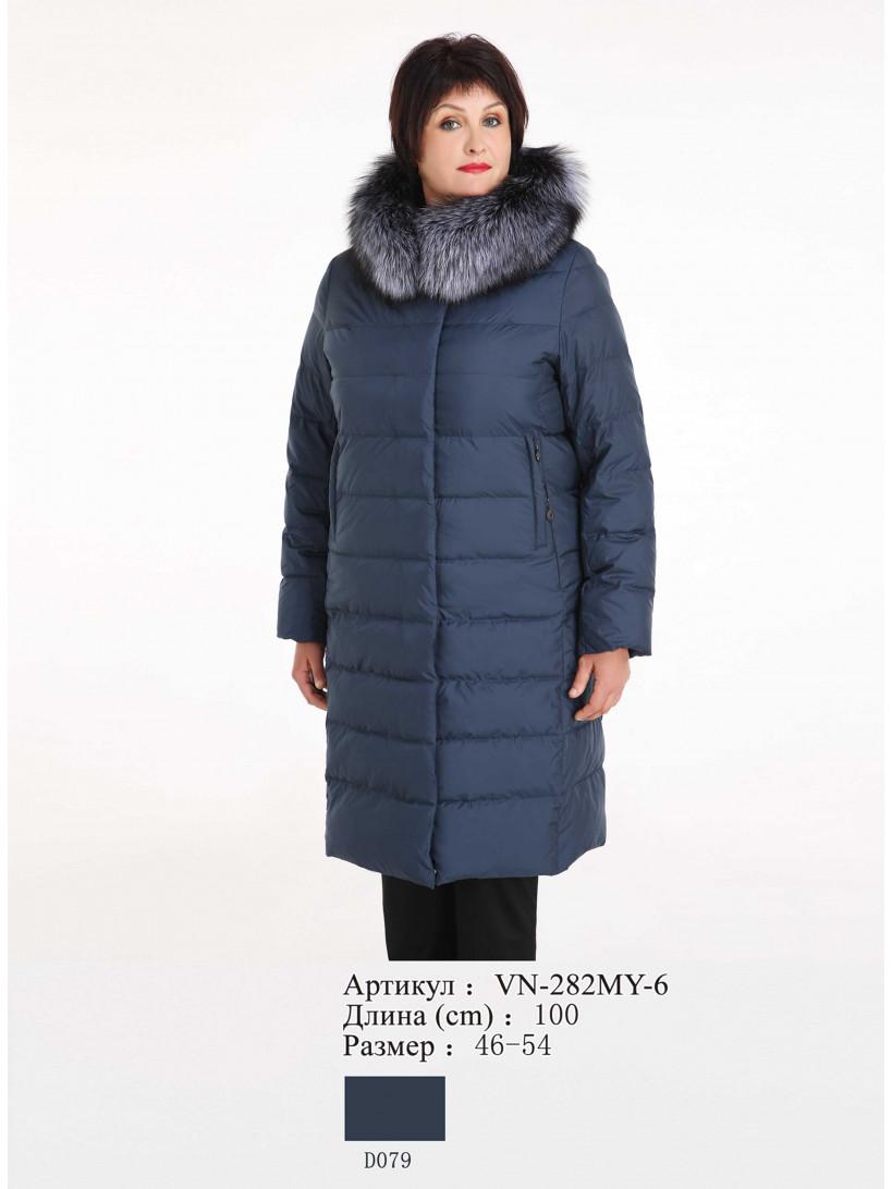 Пуховик VN-282MY-6 (пальто)