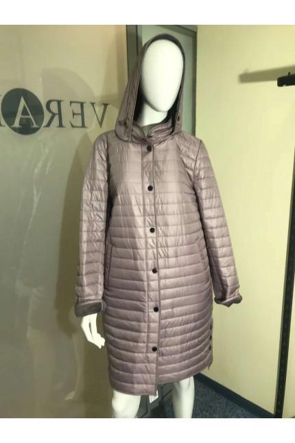 Женская удлиненная куртка B8552