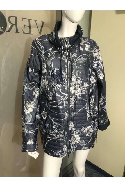 Тонкая женская куртка 11244