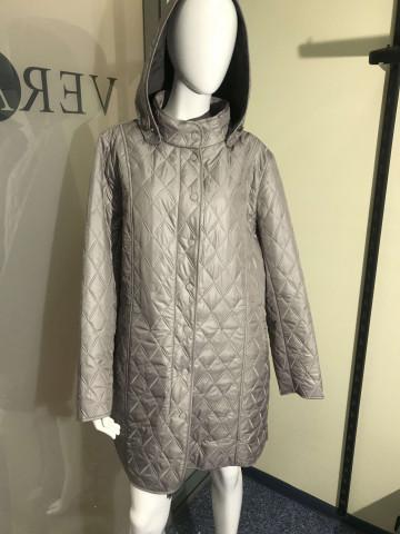 Женская удлиненная куртка B8641