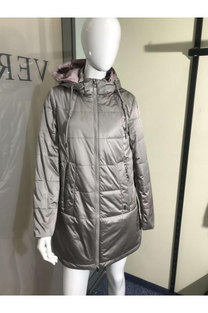 Женская удлиненная куртка B8650