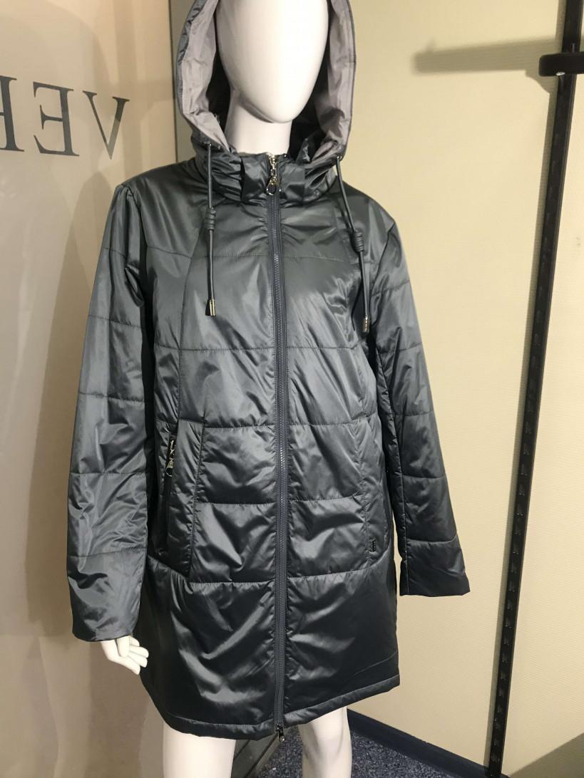 Женская удлиненная куртка B8650b